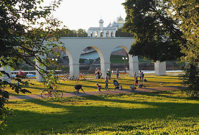 Великий Новгород – Аркада (Veliky Novgorod – Arcade)