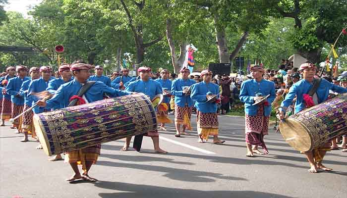 Tari Oncer, Tarian Tradisional Suku Sasak di Lombok NTB