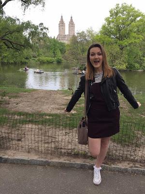 Central park ootd