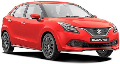 New 2017 Maruti Suzuki Baleno RS HD Photos