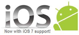 Embarcadero RAD Studio XE5 Android ios7
