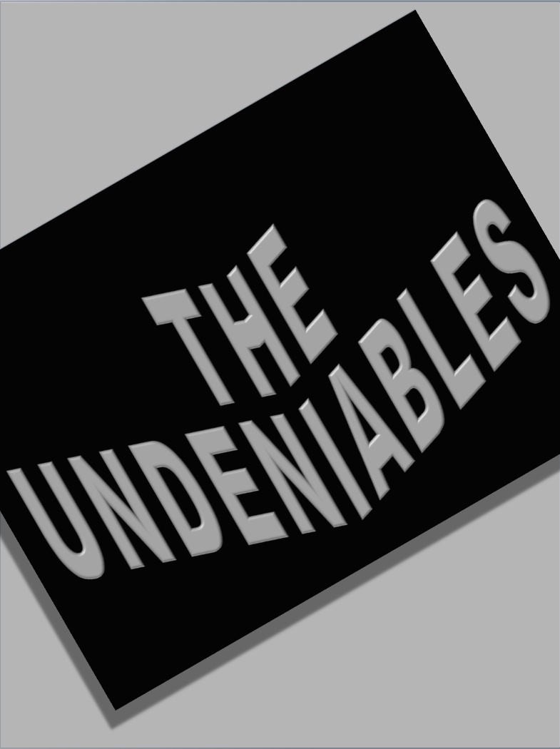 call these pure bullets the undeniables in a blatant riff off of the untouchables here s a powerful one