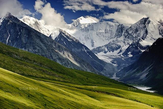 Resultado de imagen para Montañas doradas del Altai