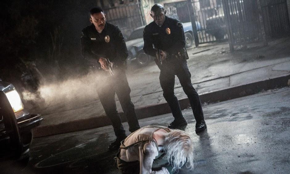 """Trailer final de """"Bright"""" coloca Will Smith em um mundo de monstros"""