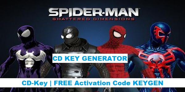 Shattered Dimensions free steam code