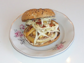 Hamburger retete culinare,