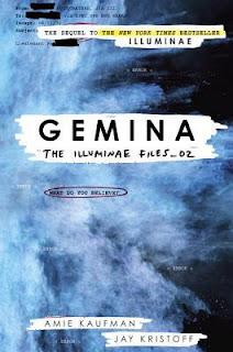 Bibliocrack Review   Gemina by Amie Kaufman & Jay Kristoff