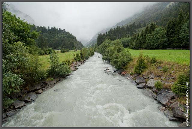 Valle de Stubai Austria