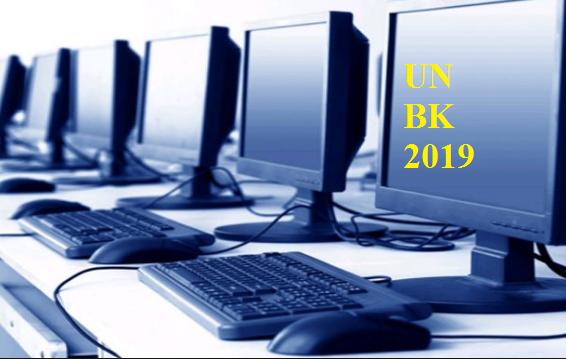 Tata Tertib UNBK Ujian Nasional Berbasis Komputer Tahun 2019