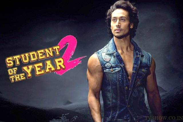 Student of the Year 2 First look, Student of the Year 2 Poster