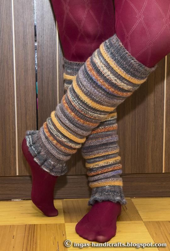 Säärised / Leg Warmers