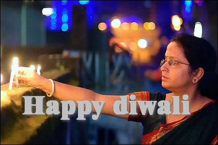 Diwali Wishes Images For wife