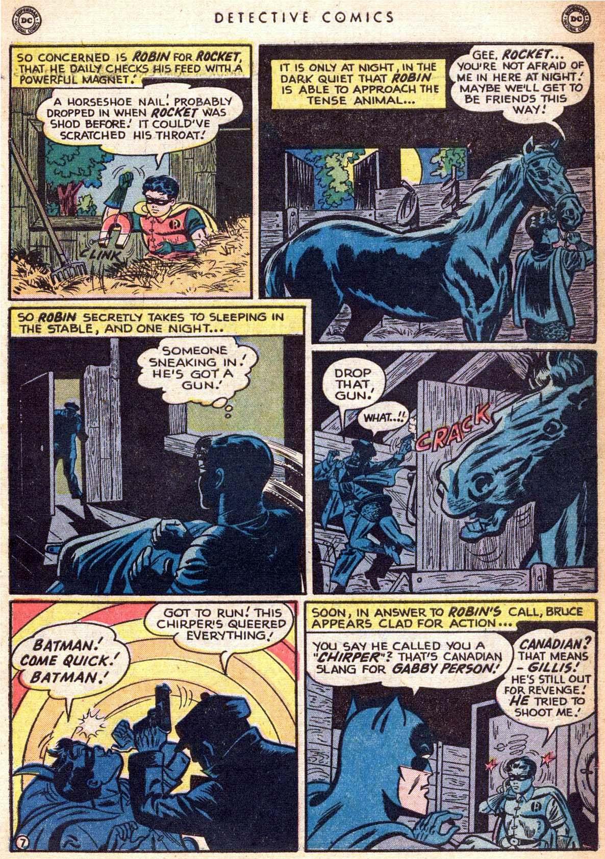 Detective Comics (1937) 157 Page 8