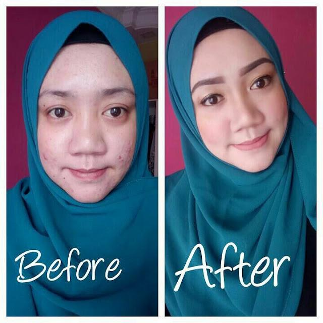 Produk Kosmetik DYXY Bc Cream Foundation