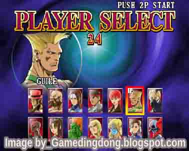 Street Fighter Ex 2 1