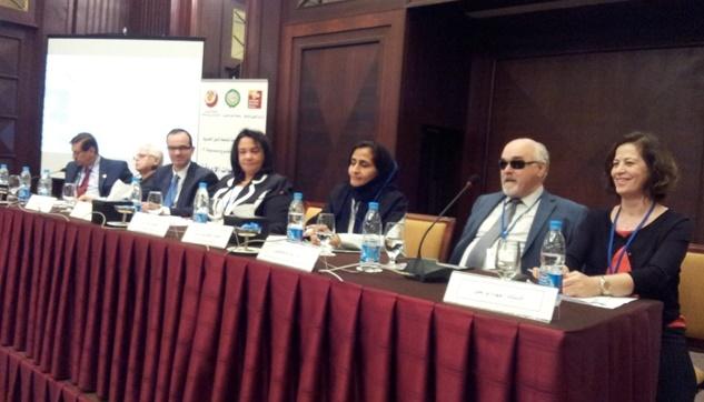 مؤتمر الأمم المتحدة التاسع للمطالبة بحقوق ذوي الاحتياجات الخاصة واستعراض انجازات مصر فى مجال حقوق ذوى الإعاقة
