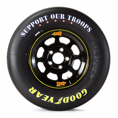 "Goodyear ""Support Our Troops"""