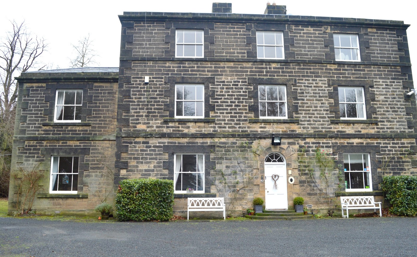 The Grange Bed and Breakfast in Northumberland