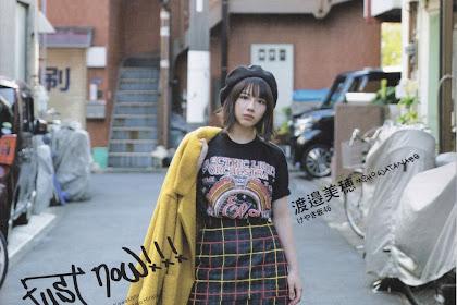 B.L.T. Graph 2018 Vol.38 Watanabe Miho (渡邉美穂)