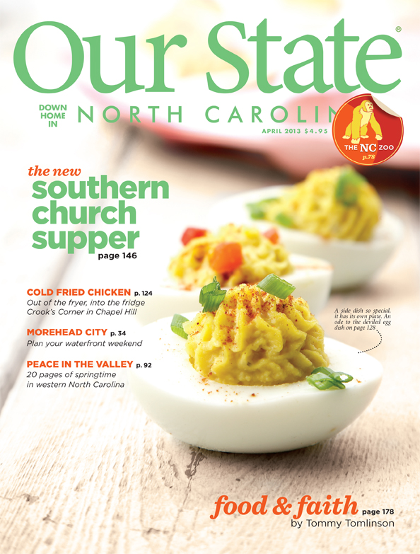 Hines sight blog an evening with ourstatemagazine plus a deviled it shares the best in food and travel and puts the spotlight on north carolinas people forumfinder Images