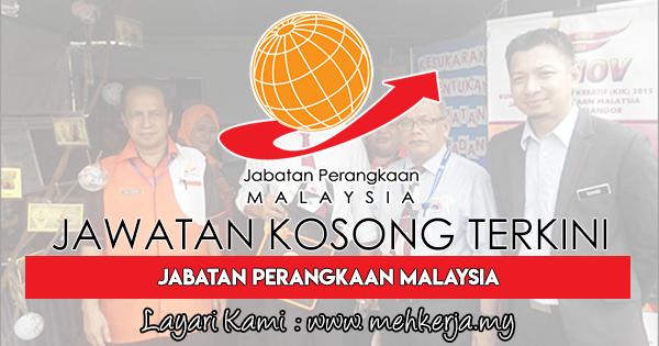 Jawatan Kosong Terkini 2018 di Jabatan Perangkaan Negeri Selangor