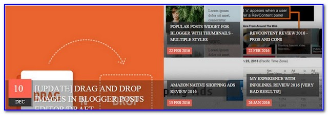 Add Fully Automated Responsive Recent Post Slider to Blogger
