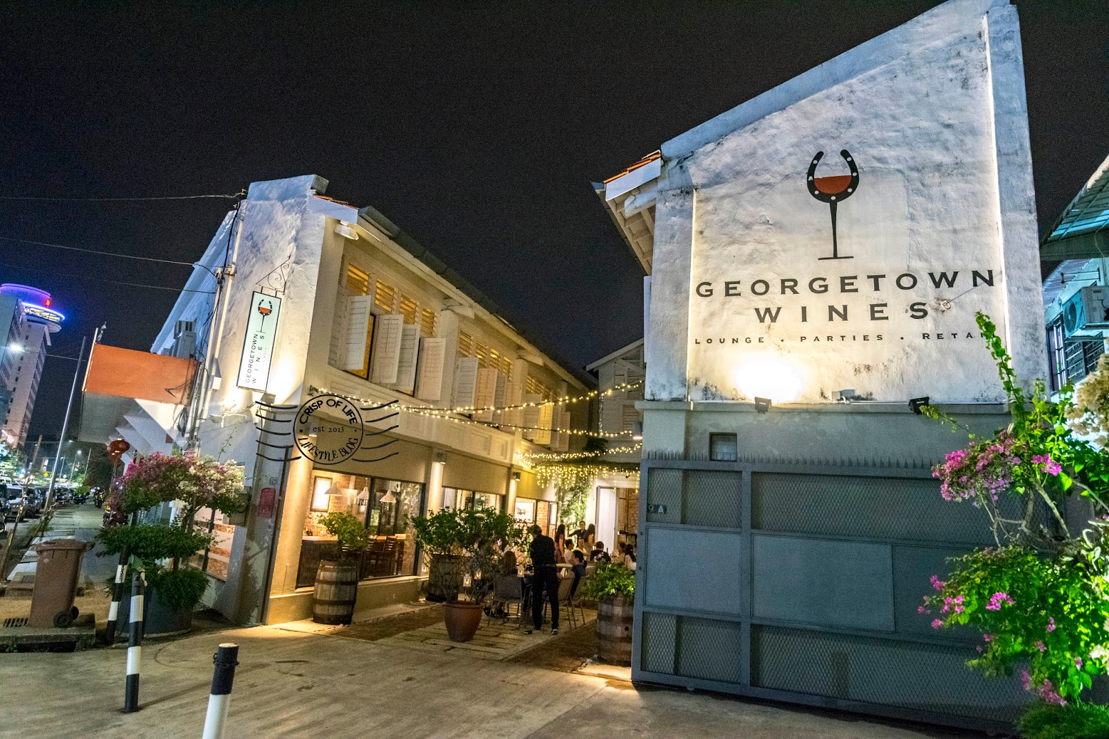 Georgetown Wines Leith Street Penang