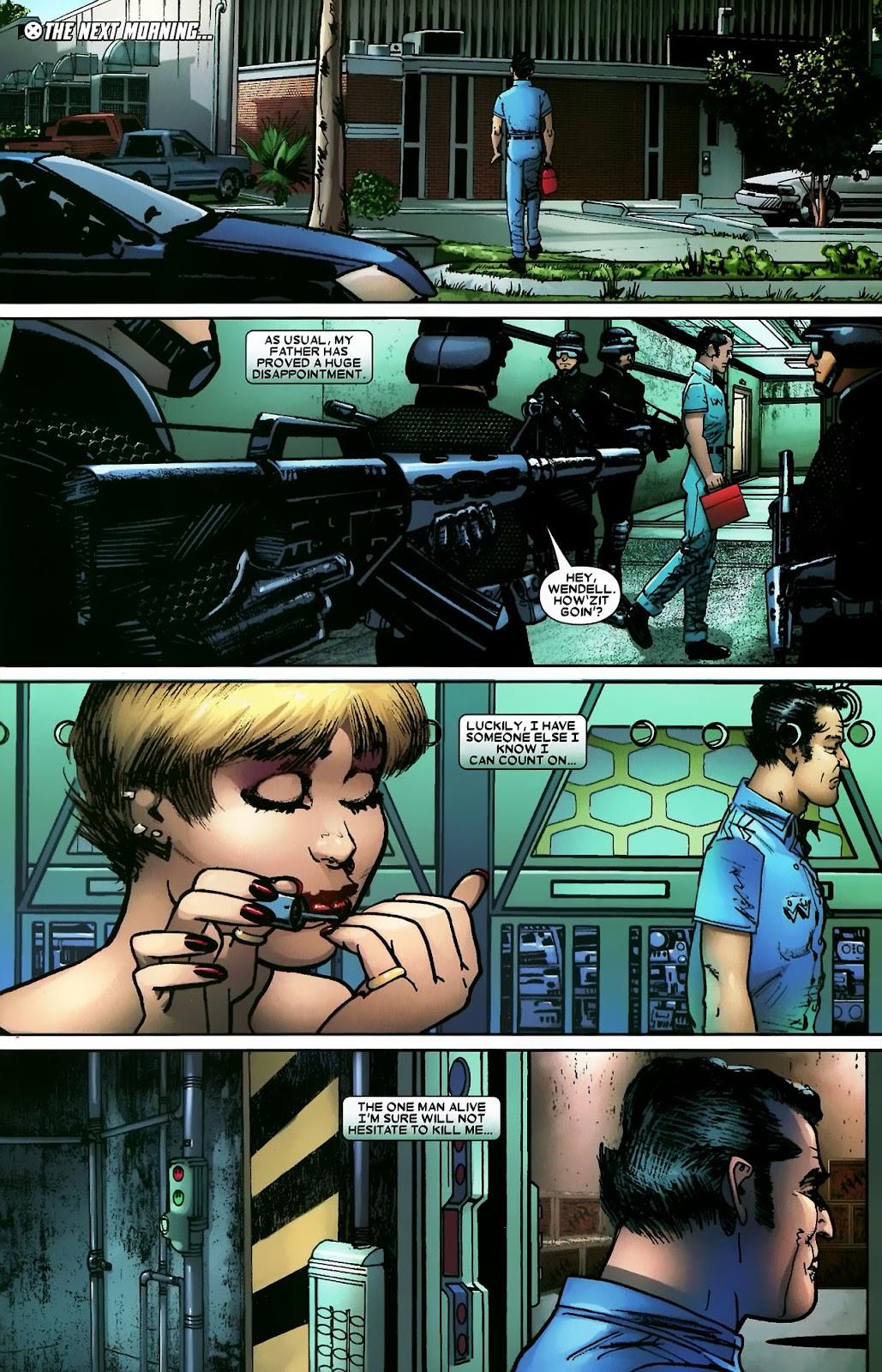 Read online Wolverine (2003) comic -  Issue #56 - 28