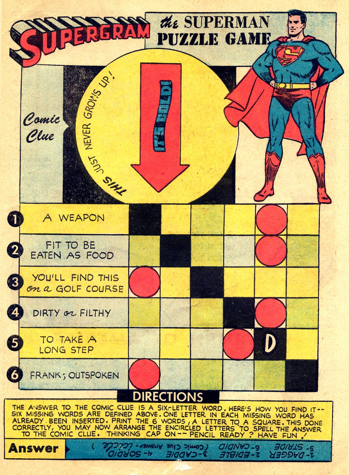 Read online Action Comics (1938) comic -  Issue #225 - 33