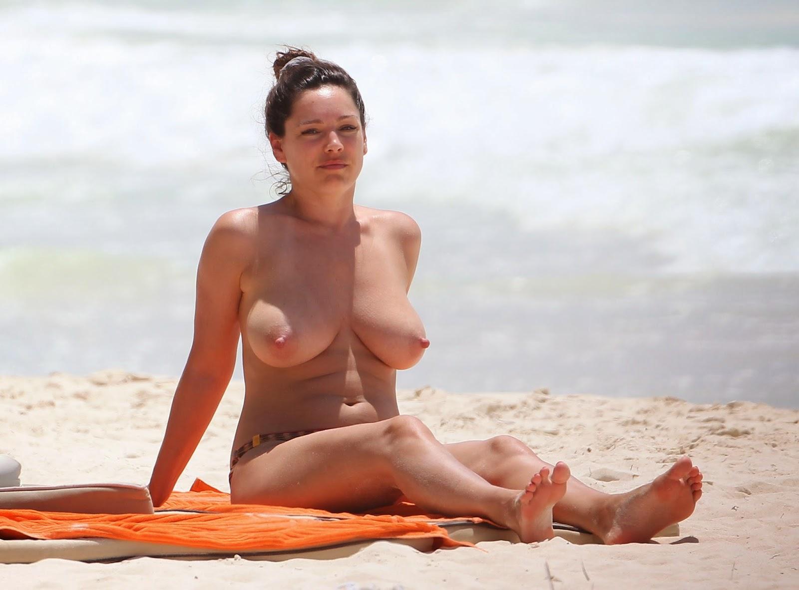 Kostenlose sexy Brooke Burke Tapete