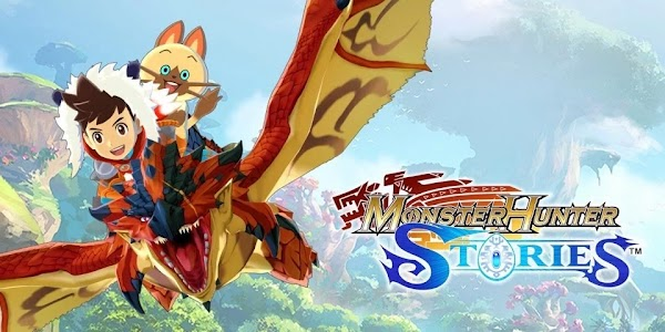 Monster Hunter Stories v1.0.0 MOD APK + OBB (English)