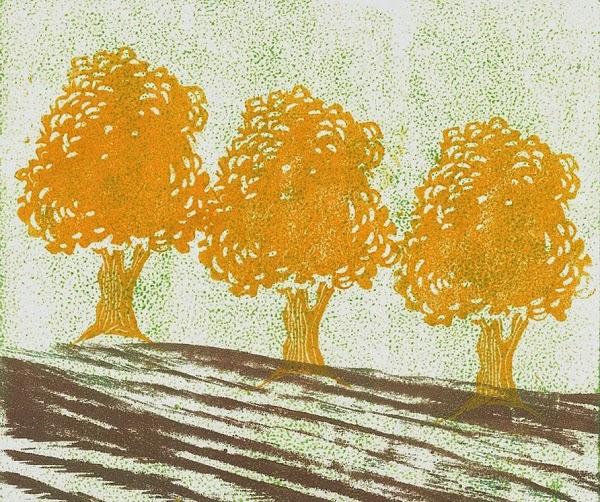 Ba cây cổ thụ