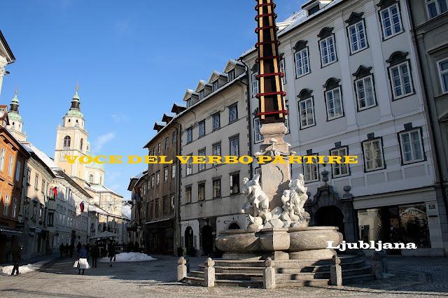 COSA VEDERE IN SLOVENIA ON-THE-ROAD: LJUBLJANA