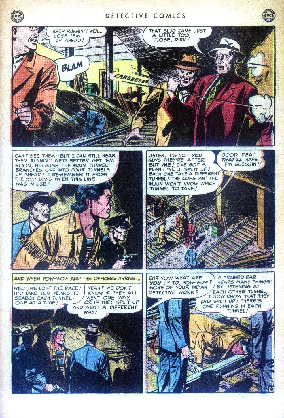 Read online Detective Comics (1937) comic -  Issue #169 - 47