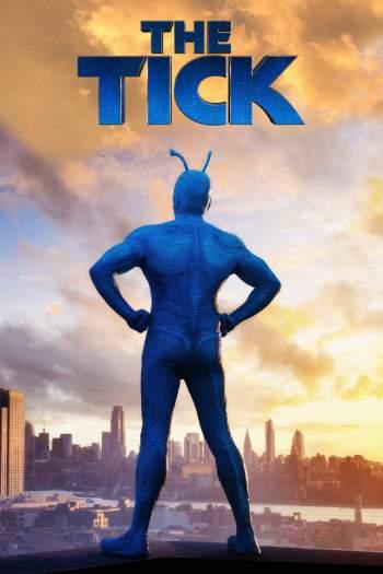 The Tick 1ª Temporada Torrent – WEB-DL 1080p Dual Áudio