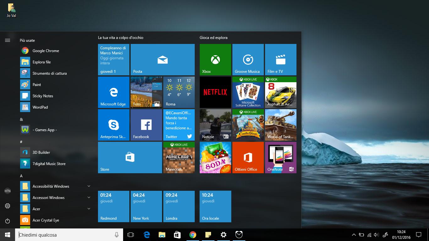 Come impostare più orologi con diversi fusi orari in Windows 10 HTNovo