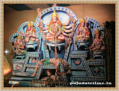 Latest Durga Puja Wallpaper, Desktop