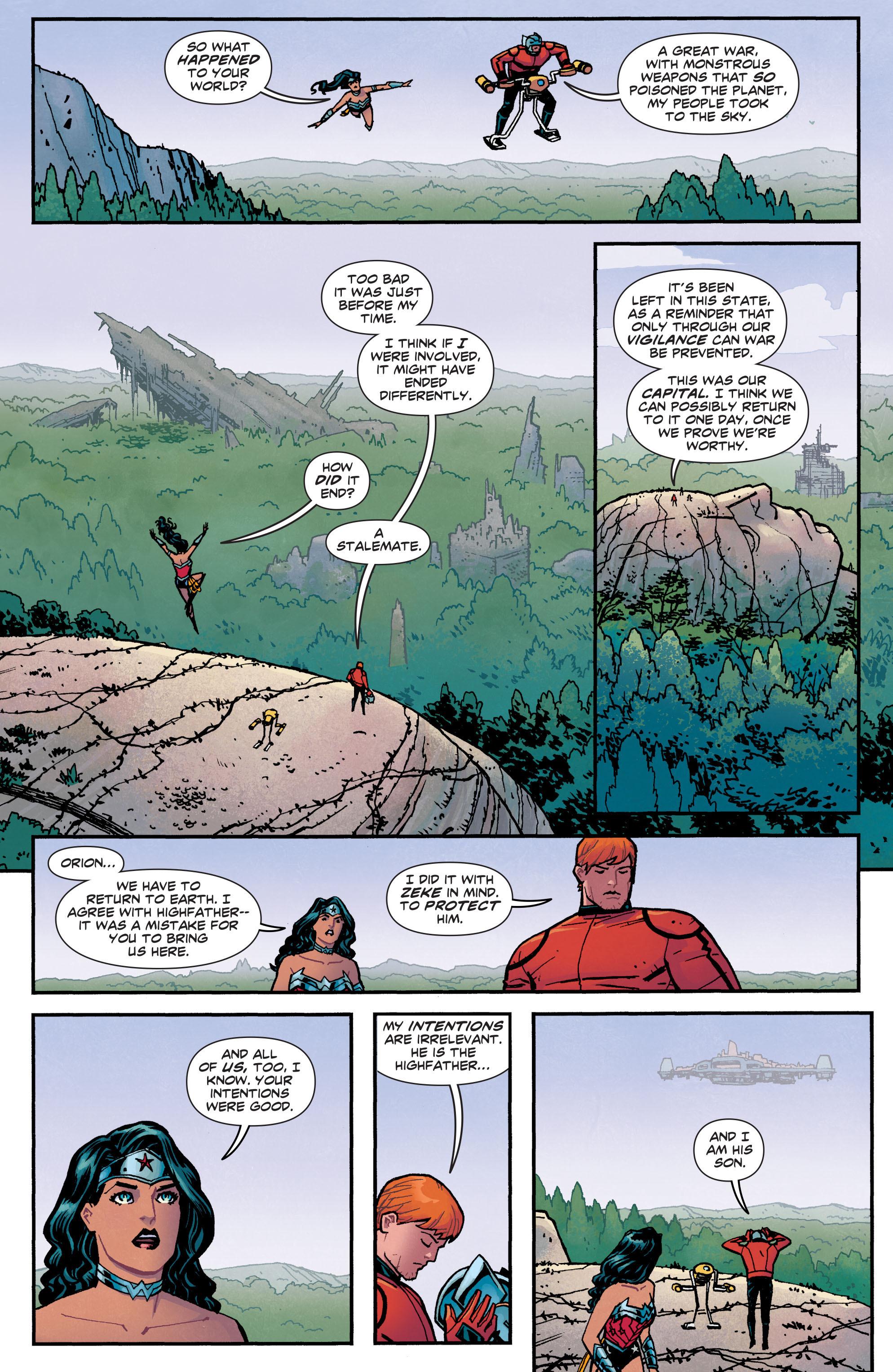 Read online Wonder Woman (2011) comic -  Issue #22 - 11