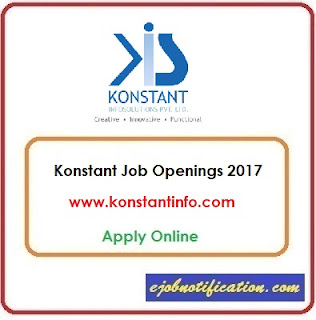 Konstant Hiring Freshers iOS Developer Jobs in Jaipur Apply Online