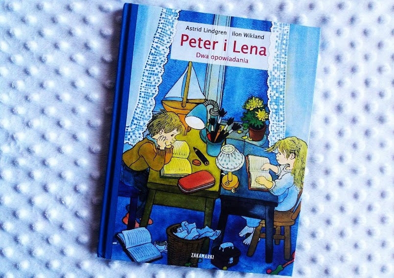 Peter i Lena. Dwa opowiadania - Astrid Lindgren