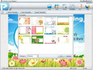 Photo Card Manager