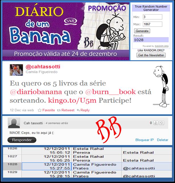 Promo: Promo: Eu quero os 5 livros da serie Diario de um Banana   Resultado 6