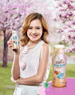 Bintang Iklan Luwak White Koffie beby tsabina