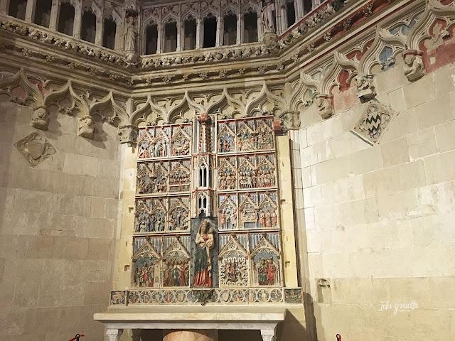 Capilla de los Sastres o de Santa María