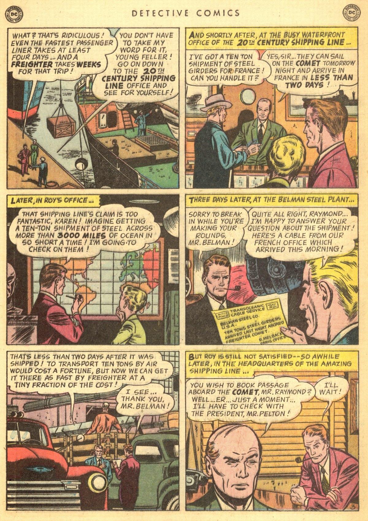 Read online Detective Comics (1937) comic -  Issue #170 - 19