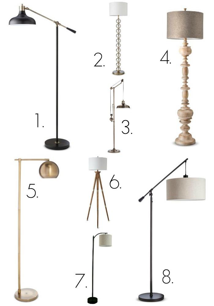 Target Floor Lamps