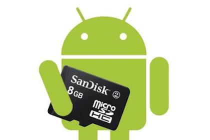 Cara Partisi SD Card Handphone Android Hanya Dalam Hitungan Menit