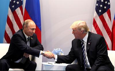 donald trump ,putin summit 2018