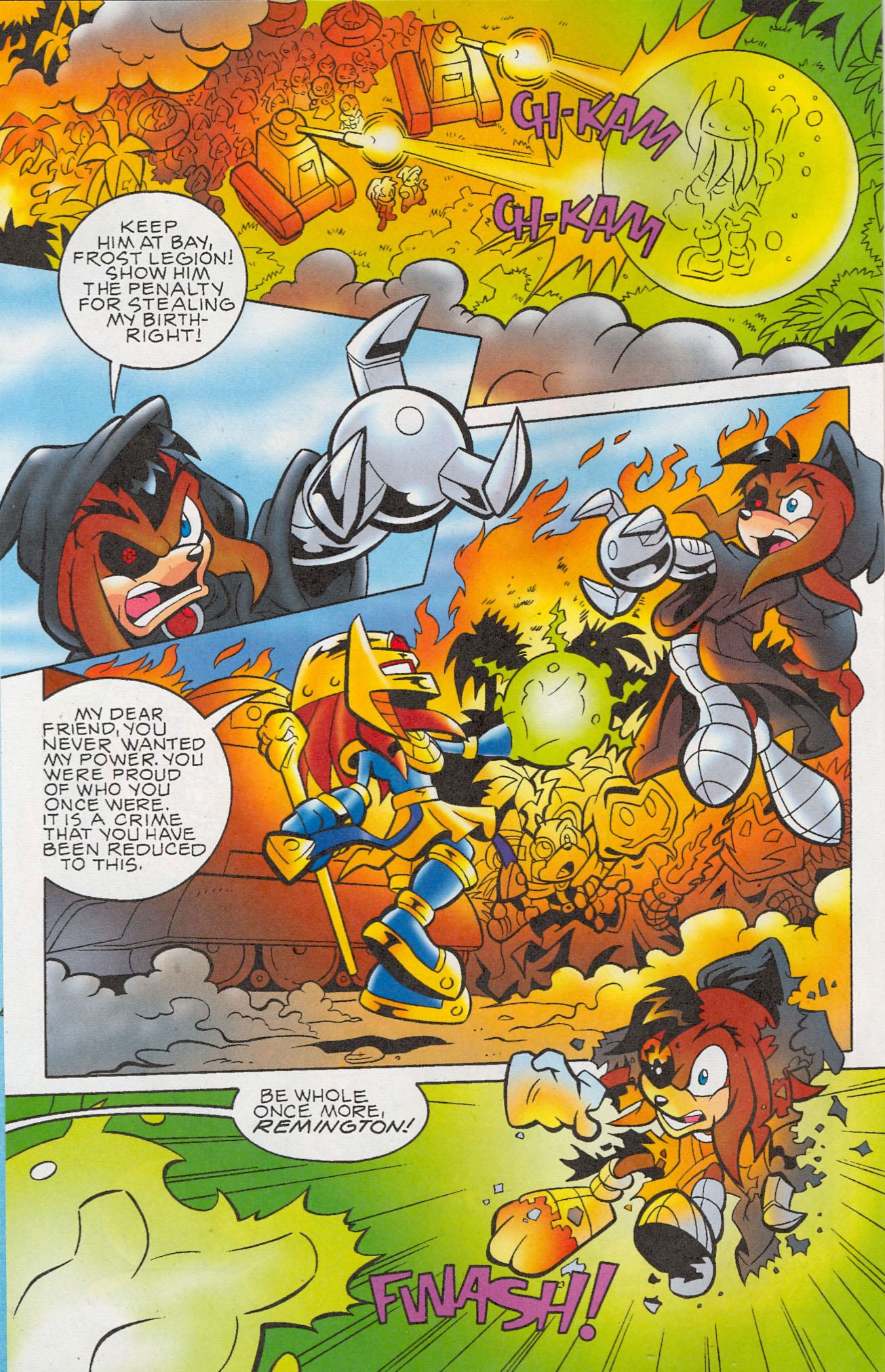 Read online Sonic The Hedgehog comic -  Issue #181 - 7