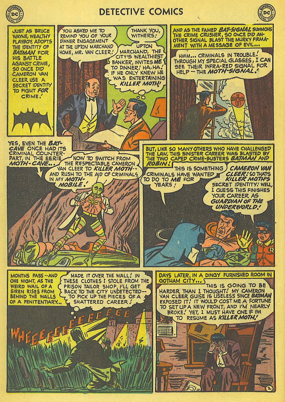 Read online Detective Comics (1937) comic -  Issue #173 - 5
